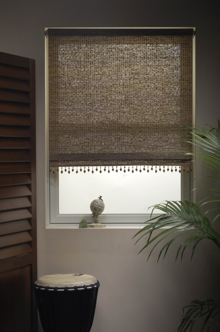 Products services for Fabric window blinds designs